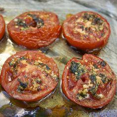 Roasted Tomatoes Provencal
