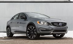 2016 Volvo S60 Cross Country- I WILL have this car someday!