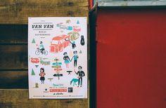 Van Van Street Food Market —Barcelona