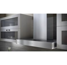 View the Zephyr ZRO-M90B 600 CFM 36 Inch Wide Stainless Steel Wall Mounted Range Hood with Halogen Lighting, Aluminum Mesh Filters, and Electronic LED Controls from the Roma Collection at Build.com.