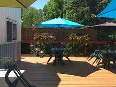 @trilliumtrails Trail, Patio, Outdoor Decor, Home Decor, Homemade Home Decor, Yard, Porch, Terrace, Interior Design