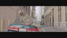 ☺ Pharrell Williams | Happy (Official Music Video) ☺ If you aren't smiling at the end of this video, I feel sorry for you.
