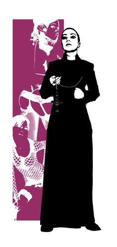 The Priest / Lasombra by Infernallo