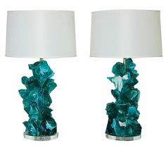 rock candy lamps