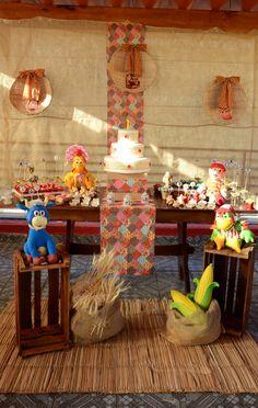 Festa Cocoricó | 1 aninho