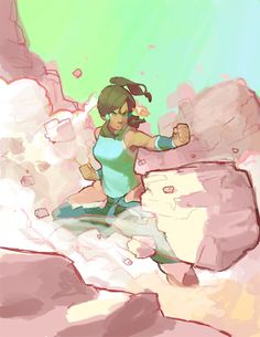 Tags: Anime, Planet, Earth, Avatar: The Legend of Korra, Hair Tubes, Korra, HotaruArc