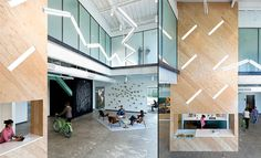 Evernote office by O+A, Redwood City – California