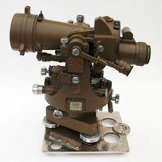 Japanese Army Surveyor's Theodolite - WWII