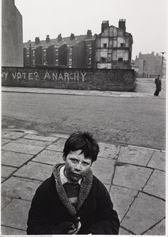 Toxteth, Liverpool, 1969 (photograph: Nick Hedges)