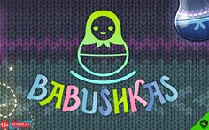 The Babushkas online slot powered by Thunderkick is based on the adorable Russian Babushka dolls, and you can play from as little as per spin! Play Slots, Free To Play, Play Online, Sculpture Art, Graphics, Unique, Creative, Artwork, Design