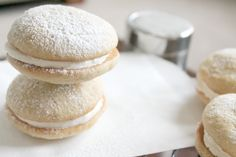 Banana Whoopie Pies with Marshmallow Filling