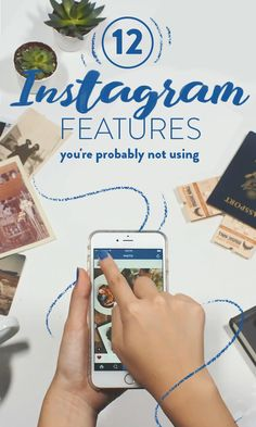 Do you know all everything that Instagram has to offer? Check out these 12 features that could change your Instagram game. - from mashable.com