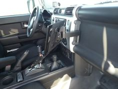 LCD mount for Laptop... - Toyota FJ Cruiser Forum