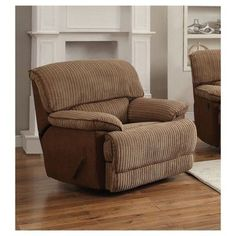 Accent Chairs Acme Furniture Light Brown