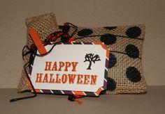 Boo-tiful Bags September 2014 Paper Pumpkin