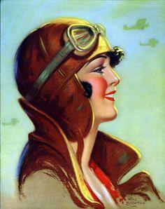 Illustration by Fitz Boynton 1930's
