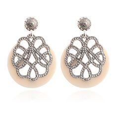 Gas Bijoux Big Size Vog Earrings