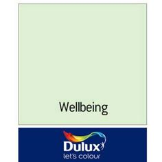 Wellbeing - Dulux.