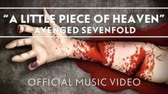 Avenged Sevenfold - A Little Piece Of Heaven [Official Music Video]