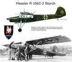 Fi 156C-2 Storch