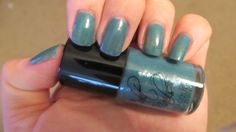 #CultNails #JointheCult   I did one coat of Let me Fly.    http://shop.cultnails.com/Let-Me-Fly-323.htm