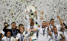 Champions Real Madrid play Bayern Munich as they try to be the first team to defend the title