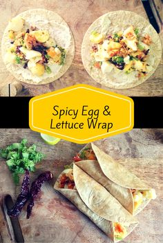 Spicy Egg & Lettuce Wrap Easy to make, a nice balance of healthy protein and veggies, this wrap is an ideal snack when you are hungry. You must chegg it out! Easy Lettuce Wraps, Lettuce Wrap Recipes, Indian Food Recipes, Ethnic Recipes, Top Recipes, Sweets Recipes, Easy Recipes, Lunch Recipes, Healthy Recipes