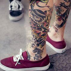 Snk + Tattoos!!!