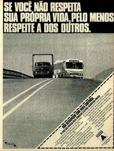 DNER #Brasil #anos70 #retro #anunciosAntigos #vintageAds