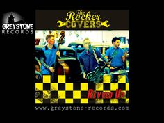 The Rocker Covers 'Are You Gonna Be My Girl' - Revved Up (Greystone Records) Northern Soul, Original Music, Psychobilly, Good Ol, Stand By Me, Music Publishing, Music Songs, Rock N Roll, Rockabilly