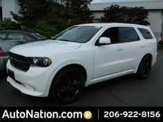 2013 Dodge Durango R T $45 579 I believe ing a car should be fun