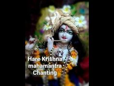 Hare krishna mantra|Hare krishna mahamantra|Hare Krishna Hare Hare Rama mantra|Nama Sankirtan - YouTube