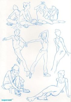 Kim Jung Gi, skater figure. #art Reference drawings.