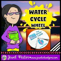 Water Cycle Activities FREE (Water Cycle Craft) Click HERE to get my BUNDLE of water cycle resources! This FREE Water