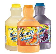 SunnyD SunnyD Chillers a $0.50 en Walmart!