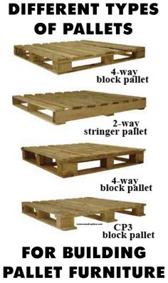 Pallet Furniture has become something popular these days as upcycling and…