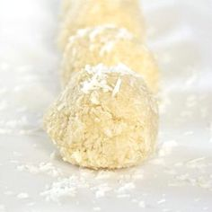 Coconut Crack ~ Quick, and No Baking! Gluten Free!