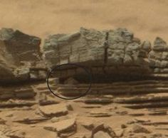 What The Heck Is This Thing On Mars?