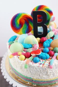 Lolly Cake - Sweet T