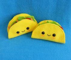 Taco Plush