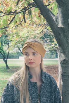 Headband - Collection Automne Hiver 15-16
