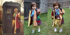 2 Year Old Girl Dresses As All 11 Doctors for Halloween   The Mary Sue