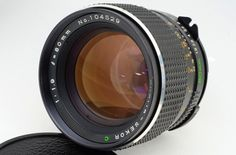 #17859  Mamiya LENS SEKOR C 80mm F1.9 Excellent Condition Japan Import F/S GIFT
