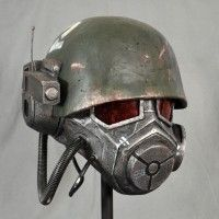 NCR Ranger Helmet from Fallout - Coolest armor set in the games!