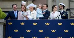 Bei den laufenden Feierlichkeiten anlässlich von Carl Gustafs 70. Geburtstag gab der Prinz sein Debüt – und das war dank Mama Victoria ganz schwungvoll …