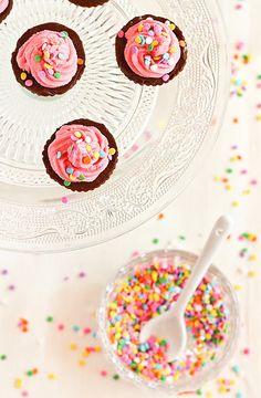 "Chocolate ""Cupcake"" Fudge"