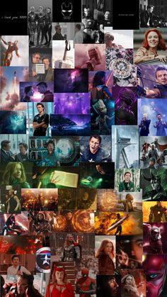 Marvel background for smartphone