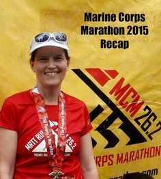 The 40th Marine Corps Marathon was an inspiring and challenging race. It is never a disappointment and always an honor to run. It provides great motivation to keep running each year.