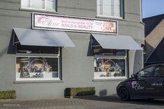Nails & Beauty Eline – Design store signage by Svart