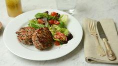 Nutrition guru Amelia Freer shares her recipe for guilt-free turkey burgers.